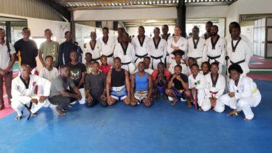 Pratique du Taekwondo en situation réel : La Fbae aguerrit ses compétiteurs