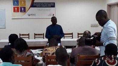 Le WSSCC mobilise les journalistes autour de l'hygiène et de l'assainissement