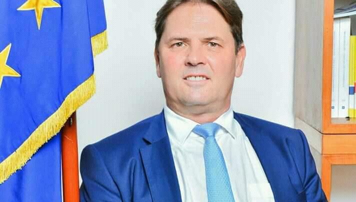 Oliver Nette de la Délégation de l'Union Européenne au Bénin expulsé du par le gouvernement