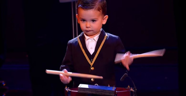 Espagne : A 3 ans il remporte «Incroyable talent»