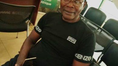 L'artiste Ambroise Akoha est mort