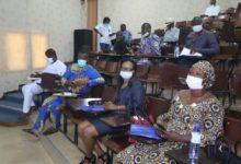 Leadership et communication: Moele-Bénin renforcent les capacités des responsables du parti