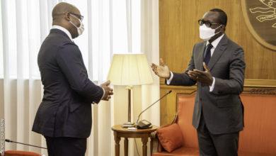 Bénin : Le président de la BOAD en visite chez Patrice Talon