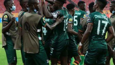 CHAN 2020: la Guinée et la Zambie se qualifient pour les quarts de final