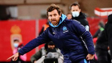 André Villas-Boas démission de l'Olympique de Marseille