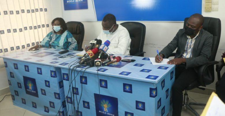 Présidentielle 2021 : Moele-Bénin dénonce l'appel à l'insurrection populaire de certains politiques