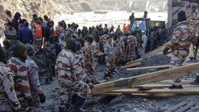 Inde : Plusieurs morts dans la rupture d'un glacier de l'Himalaya