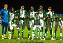 équipe du nigéria conte le bénin