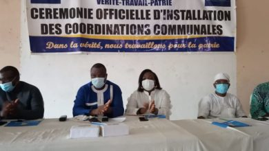 Moele-Bénin installe ses coordinations communales du Littoral