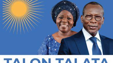 Message de lancement de la campagne de la présidentielle 2021