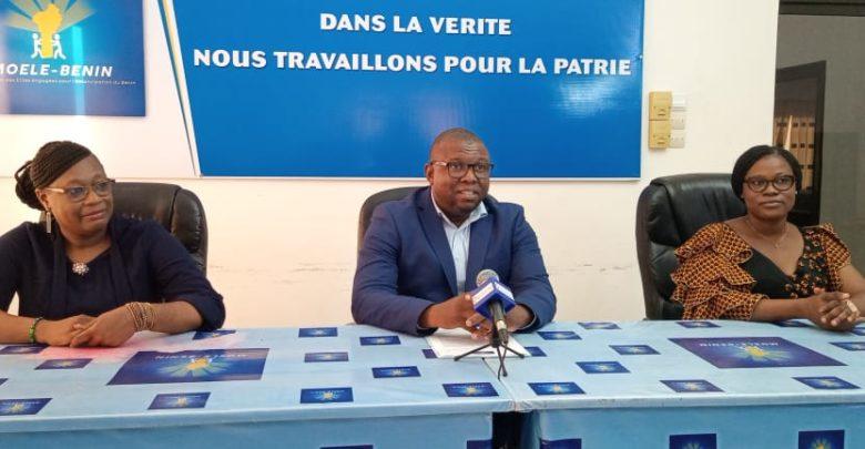 victoire de Patrice Talon, les félicitations de Moele-Bénin