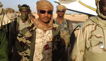 Mahamat Idriss Deby, nouvel homme fort du Tchad
