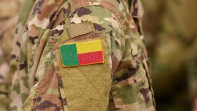 Militaire Béninois