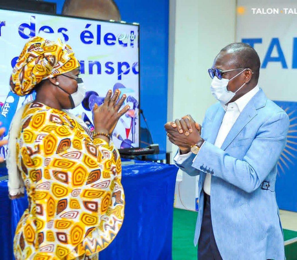 Patrice Talon et Mariam Chabi Talata élus à la tête du Bénin
