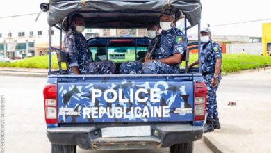 Police républicaine
