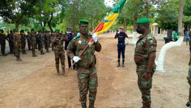 Armée de terre: Deux nouveaux chefs de corps installés