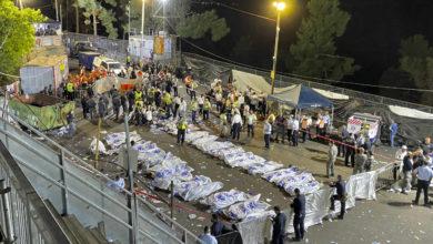 Israël : Une bousculade géante fait plus de 40 morts